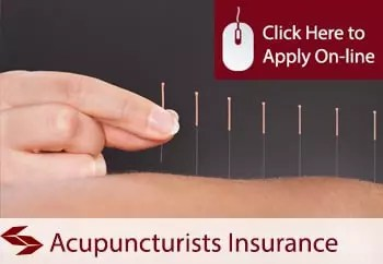 Acupuncturists Professional Indemnity Insurance