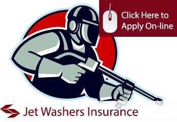 Jet Washers Liability Insurance