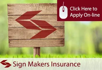 Sign Makers Liability Insurance