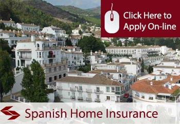 home insurance in Spain