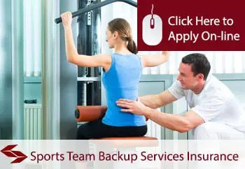 Sports Team Back–Up Services Medical Malpractice Insurance