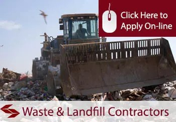 Waste and Landfill Contractors Liability Insurance