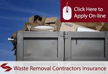 Waste Removal Contractors Public Liability Insurance - UK