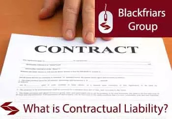 what is contractual liability and liability assumed under contract?