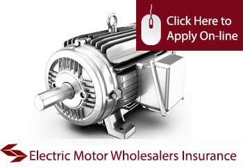 electrical motors wholesalers insurance