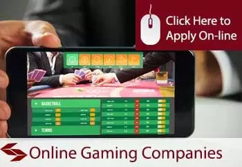 online gaming company insurance