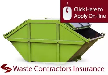 waste contractors insurance