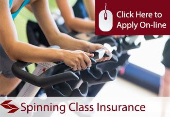 spinning class insurance