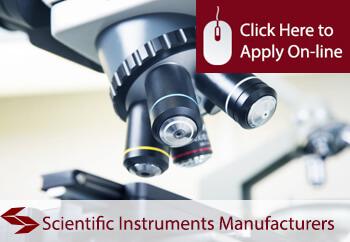 scientific instrument manufacturers insurance