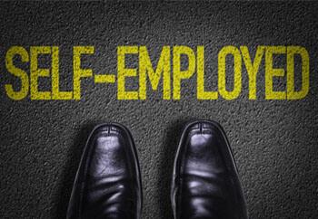 UK Government self employed advice