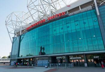 Old Trafford Football Stadium