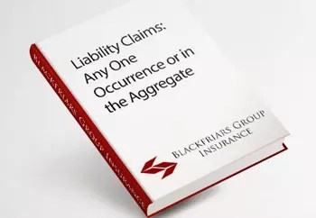 liability claims aggregate any one occurence