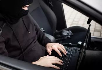 thieves hacking engine management systems