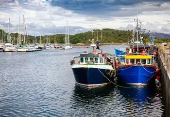 UK fishing industry sfatey