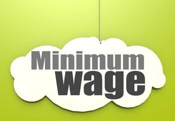 National Minimum Wage April 2019
