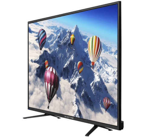 Sceptre 55-incg 4K ULtra HD 2160 P HDTV on Sale for $369