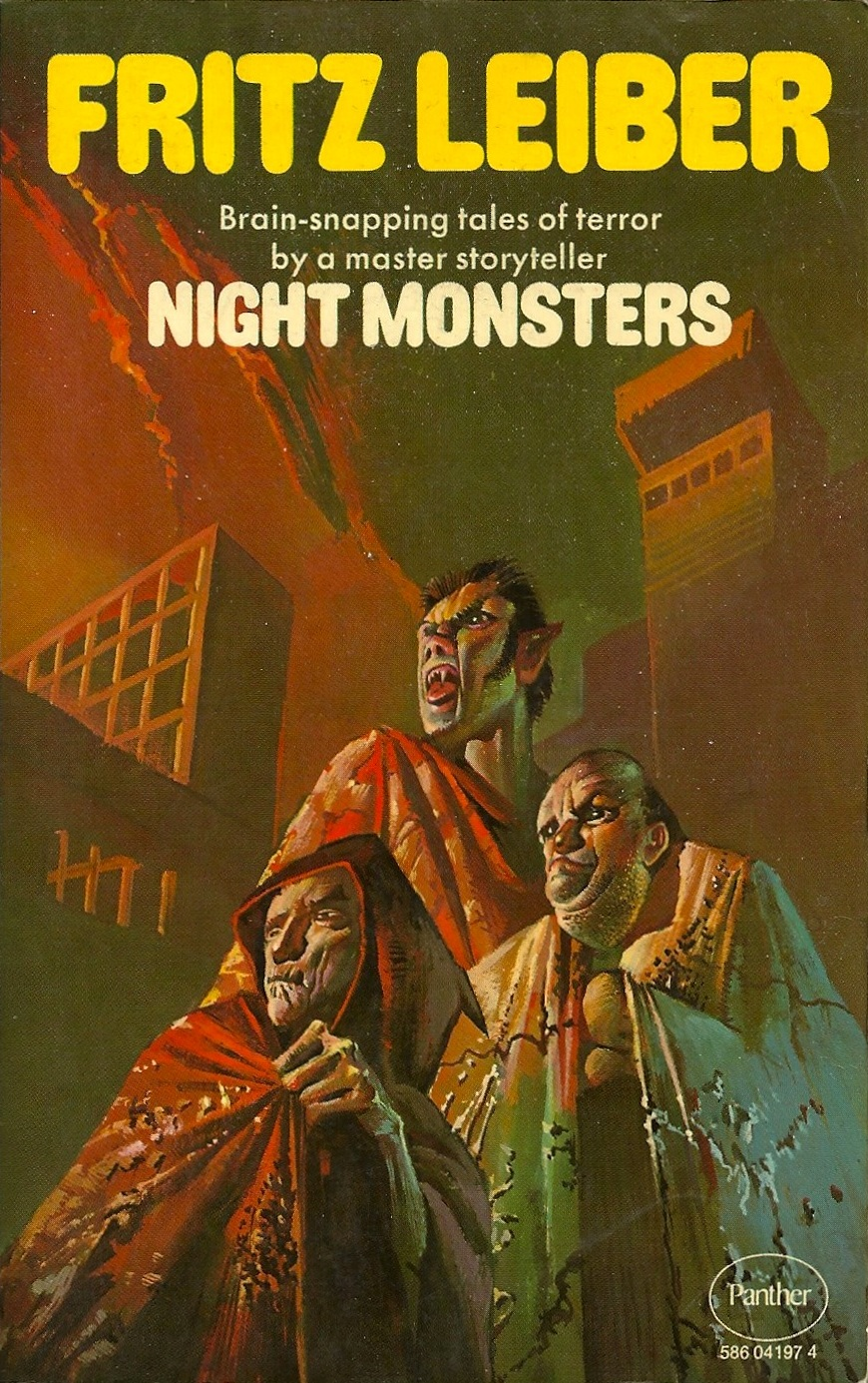 Black Gate Articles Vintage Treasures Night Monsters By Fritz Leiber