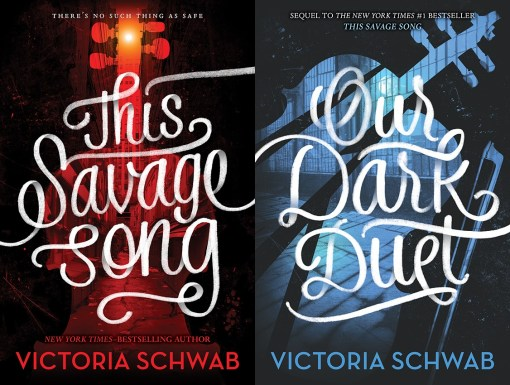Series Review Monsters Of Verity Duology By Victoria Schwab