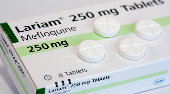 mental health harm from lariam mefloquine