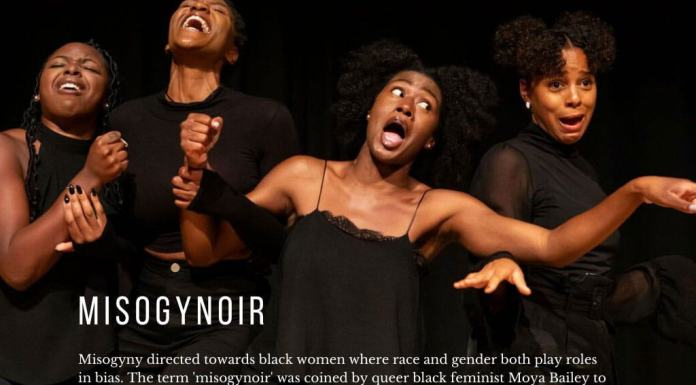 Black men's misogynoir