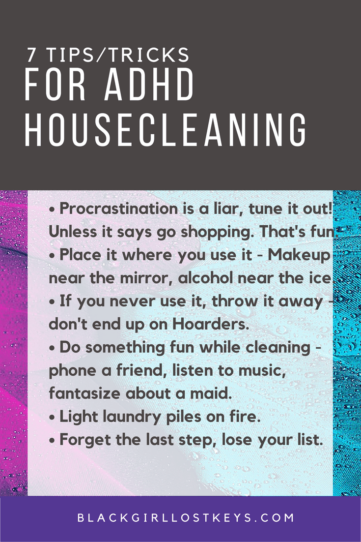 One of the things I realized early on in my journey as an ADHD woman was that I had to let go of my vision of being the perfect Pinterest spouse and housekeeper. In the spirit of that, I present Pinterest Fails: ADHD Style. Feel free to pin them to your boards or share with a friend.