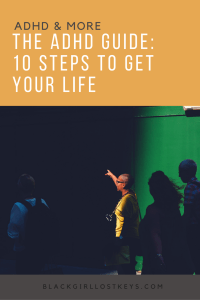 If you're newly diagnosed or just need a refresher, this ultimate ADHD guide will give you everything I know about how to get the condition under control.