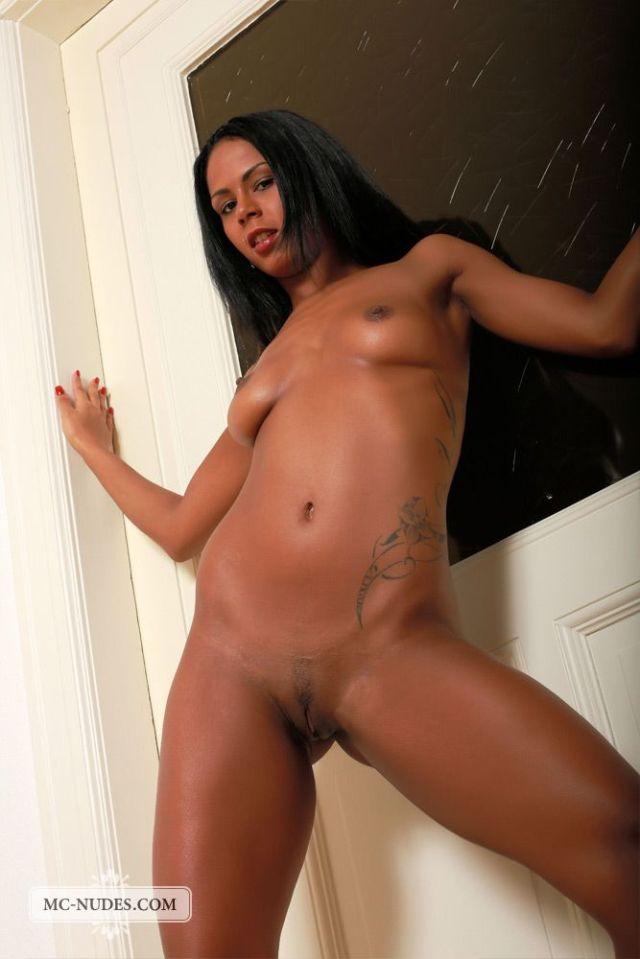 Beautiful Black Pussy Girl