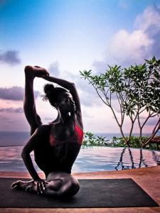 Parivrtta Surya Yantrasana via yogipeanut viaTumblr