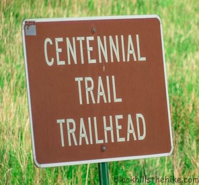 Centennial Trail in South Dakota