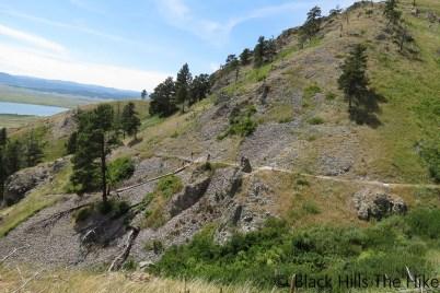 Bear Butte Scenery (Bear Butte)