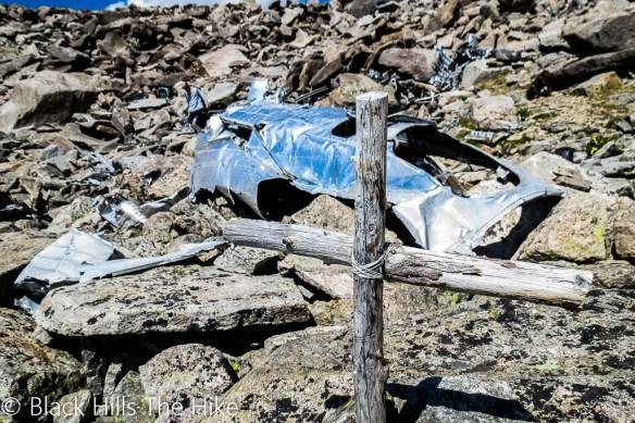 Bomber Mountain Wreckage