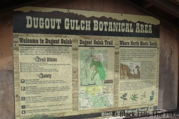 Dugout Gulch Info