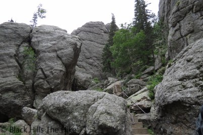 Boulders on Sunday Gulch (Sunday Gulch Trail #6)