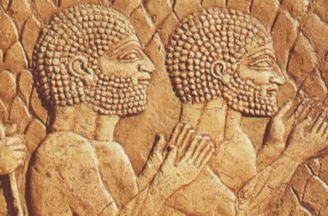 Pharez: The Half Canaanite Son of Judah and Tamar