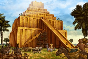 Babel – The First African (Cushite) World Capital