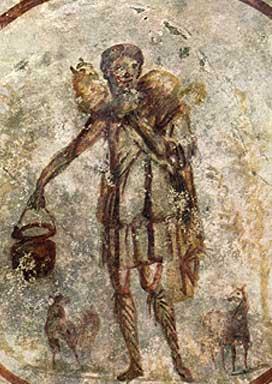 The Good Shepherd (3rd Century A.D.)