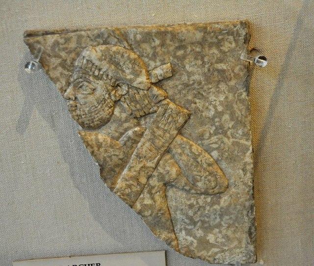 Elamite Archer