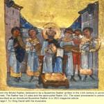Ruddy King David and His Men