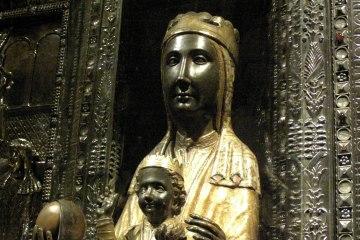 The Black Virgin of Montserrat