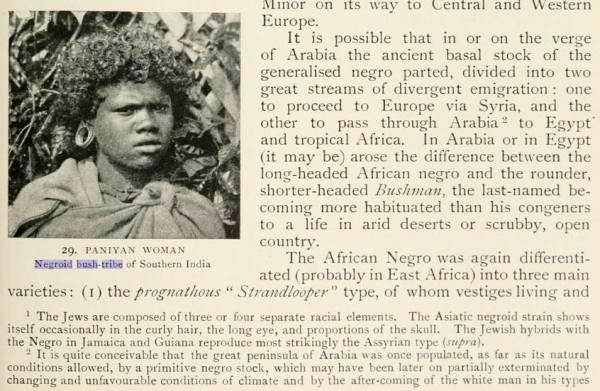 Jewish Asiatic Negroes
