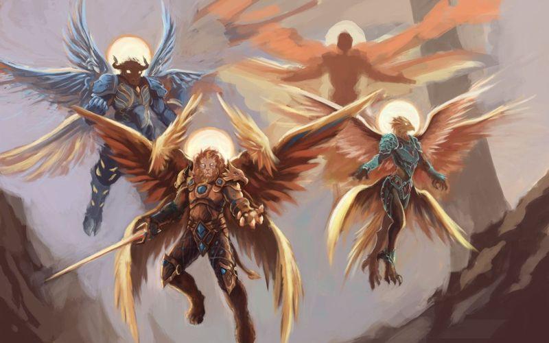 Mini Study Monday: The Four Living Creatures