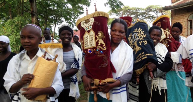 Judaism Continues To Grow and Thrive In Africa