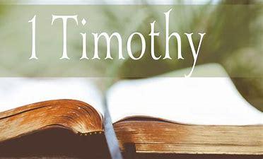 1 Timothy 6 (KJV)