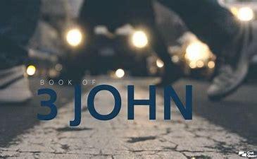 3 John 1 (KJV)