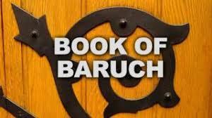 Baruch 5 (KJV)