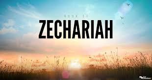 Zechariah 14 (KJV)