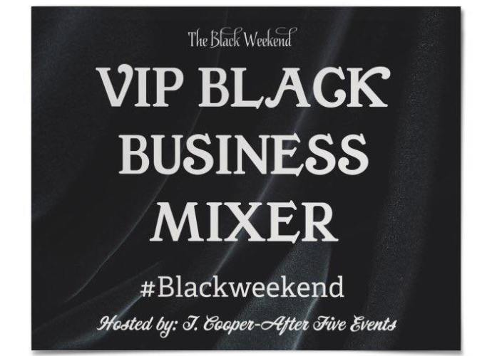 Black Business Mixer/Party (The Black Weekend Indpls IN)