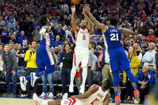 Eric Gordon NBA MVP