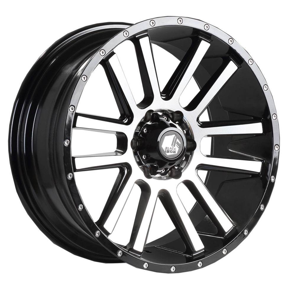 Black Iron Wheels Black Iron Wheels