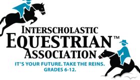 Interscholastic Equestrian Association IEA logo